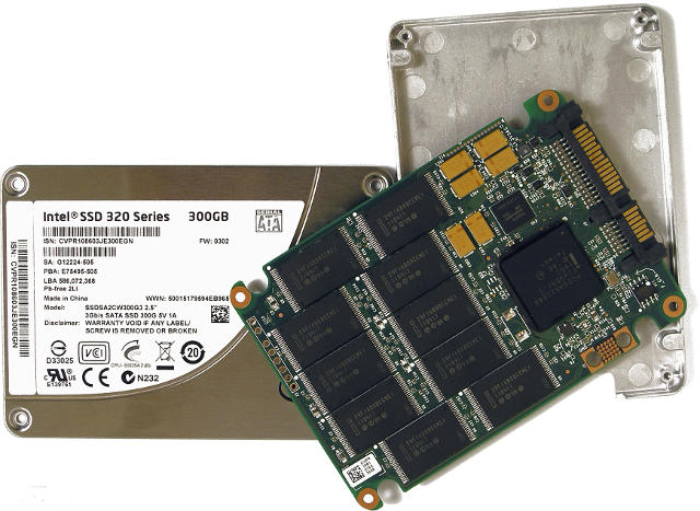 Recuperare Intel SSD 320 bad_ctx